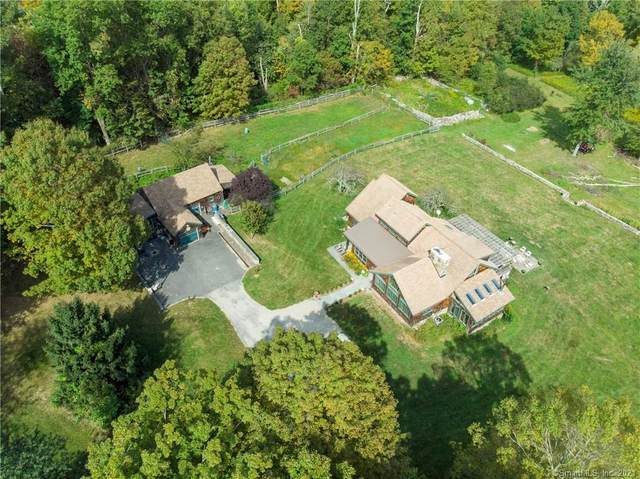 20 Lonetown Road, Redding, CT 06896 (MLS #170400255) :: Kendall Group Real Estate | Keller Williams