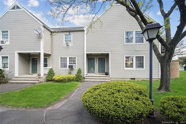10 E Franklin Street C22, Danbury, CT 06810 (MLS #170400261) :: Kendall Group Real Estate | Keller Williams