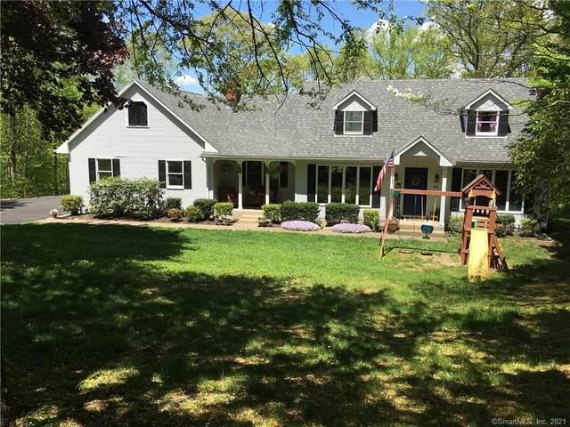 35 Chris Drive, Montville, CT 06382 (MLS #170400283) :: Around Town Real Estate Team
