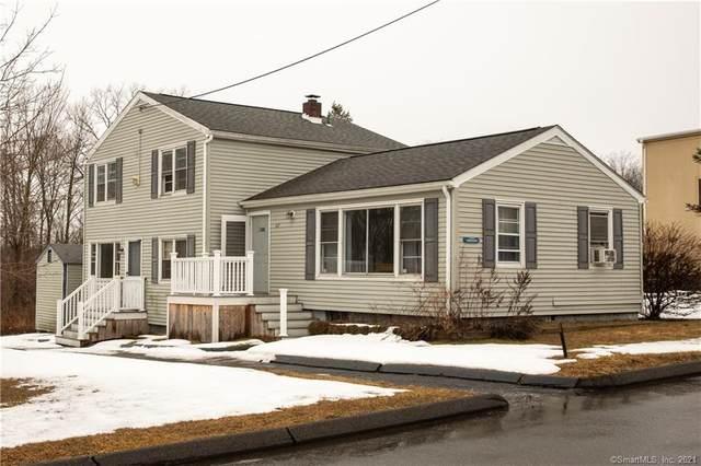 117 S Main Street, Newtown, CT 06470 (MLS #170400287) :: Around Town Real Estate Team