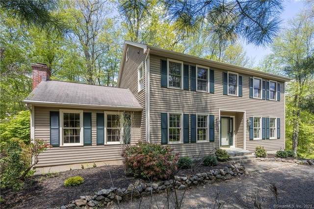 17E Butterfield Road, Newtown, CT 06470 (MLS #170400362) :: Kendall Group Real Estate | Keller Williams