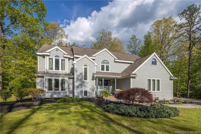 25 Farm Field Ridge Road, Newtown, CT 06482 (MLS #170400364) :: Around Town Real Estate Team