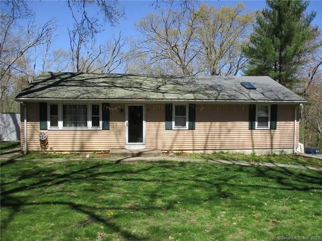 83 Underwood Road, Putnam, CT 06260 (MLS #170400365) :: Around Town Real Estate Team