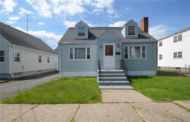 84 Lorraine Terrace, Bridgeport, CT 06604 (MLS #170400382) :: Around Town Real Estate Team
