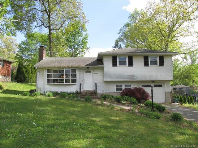 41 Pine Tree Ridge, Meriden, CT 06450 (MLS #170400398) :: Spectrum Real Estate Consultants