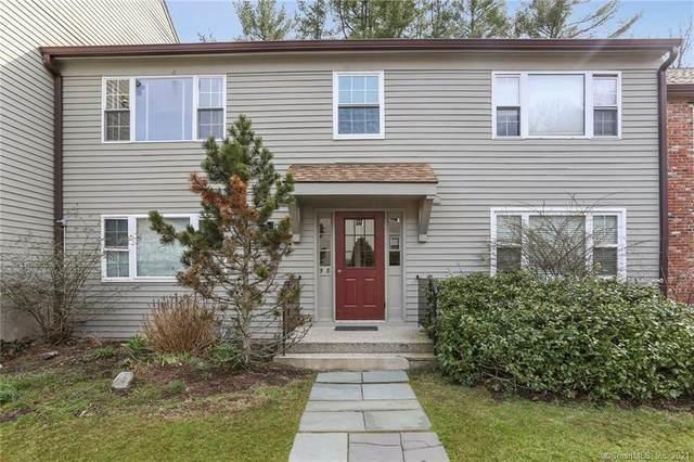 7 Village Walk #7, Wilton, CT 06897 (MLS #170400412) :: Around Town Real Estate Team