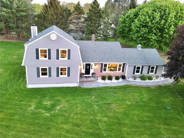 14 Deer Run Drive, Seymour, CT 06483 (MLS #170400445) :: The Higgins Group - The CT Home Finder