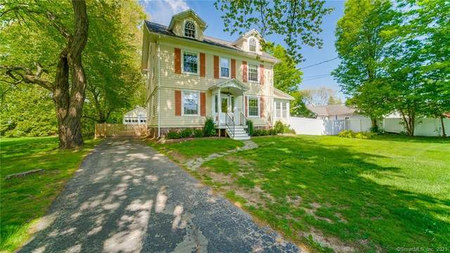 284 Sport Hill Road, Easton, CT 06612 (MLS #170400488) :: Next Level Group