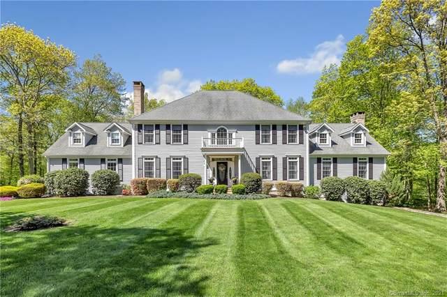 140 Old Stonewall Road, Easton, CT 06612 (MLS #170400495) :: Kendall Group Real Estate | Keller Williams