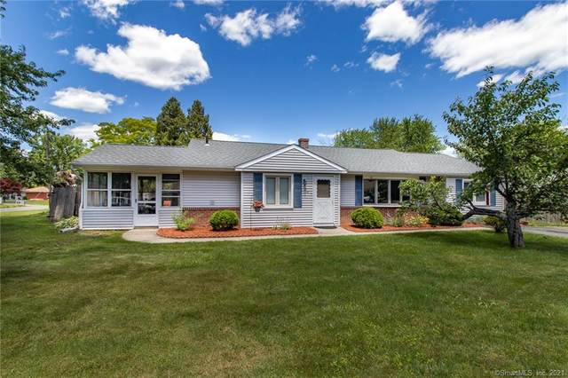 128 Reservoir Road, Newington, CT 06111 (MLS #170400524) :: Hergenrother Realty Group Connecticut