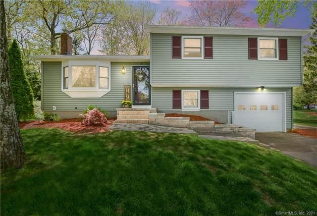 2 Hillsdale Drive, Ellington, CT 06029 (MLS #170400548) :: NRG Real Estate Services, Inc.