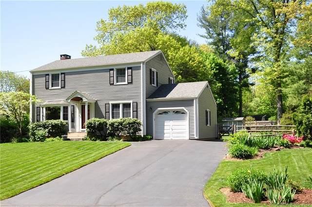 3 Evergreen Drive, Simsbury, CT 06089 (MLS #170400561) :: Spectrum Real Estate Consultants