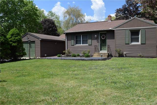 60 Old Turnpike Road, Thompson, CT 06277 (MLS #170400569) :: Tim Dent Real Estate Group