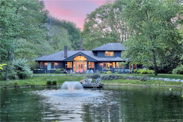18 Fern Valley Road, Weston, CT 06883 (MLS #170400574) :: Kendall Group Real Estate | Keller Williams