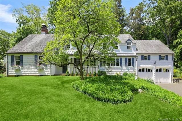 46 Pine Ridge Road, Greenwich, CT 06830 (MLS #170400625) :: Kendall Group Real Estate | Keller Williams