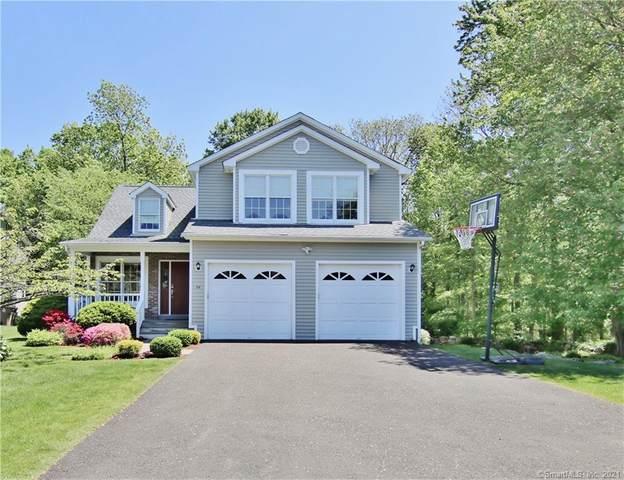 36 Talmadge Lane, Stamford, CT 06905 (MLS #170400645) :: Spectrum Real Estate Consultants