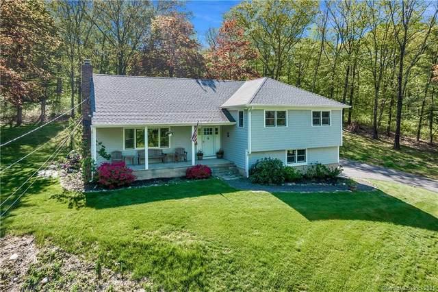 23 Deer Hill Road, Redding, CT 06896 (MLS #170400671) :: Spectrum Real Estate Consultants