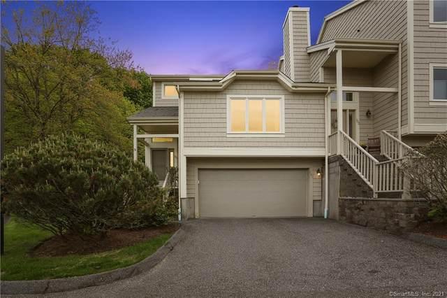 12 Boulevard Drive 15-101, Danbury, CT 06810 (MLS #170400711) :: Kendall Group Real Estate   Keller Williams