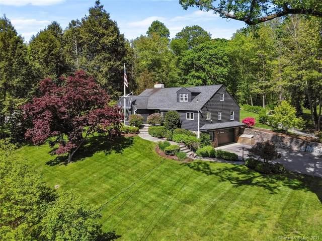 61 Briar Brae Road, Stamford, CT 06903 (MLS #170400728) :: Kendall Group Real Estate | Keller Williams