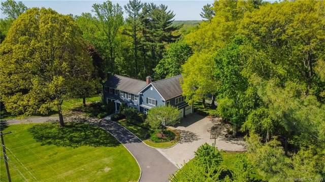 55 Pine Ridge Road, Wilton, CT 06897 (MLS #170400758) :: Around Town Real Estate Team