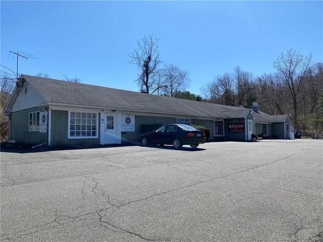 314 S Main Street, Newtown, CT 06470 (MLS #170400775) :: Michael & Associates Premium Properties | MAPP TEAM