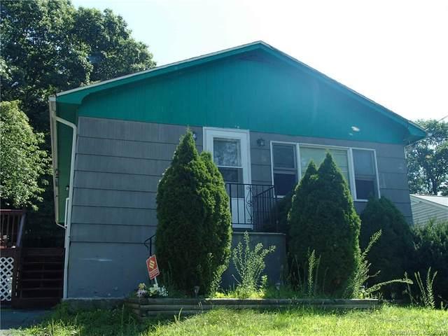 91 Fairfax Street, West Haven, CT 06516 (MLS #170400827) :: Spectrum Real Estate Consultants
