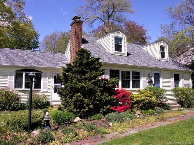 46 Chestnut Hill Road, Groton, CT 06340 (MLS #170400830) :: Spectrum Real Estate Consultants