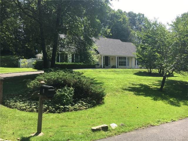 1 Stepping Stone Lane, Greenwich, CT 06830 (MLS #170400836) :: Spectrum Real Estate Consultants
