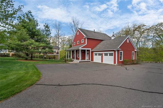121 Periwinkle Drive #121, Middlebury, CT 06762 (MLS #170400840) :: The Higgins Group - The CT Home Finder