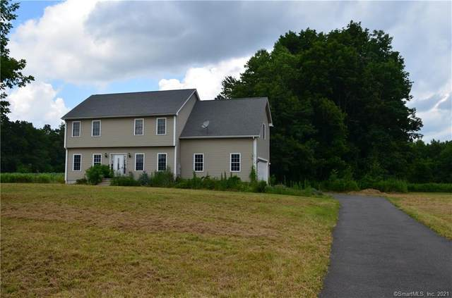 49 Stafford Road, Somers, CT 06071 (MLS #170400934) :: Linda Edelwich Company Agents on Main