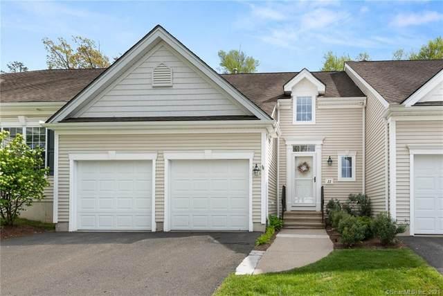 22 Meadowview Court #22, Canton, CT 06019 (MLS #170400963) :: Spectrum Real Estate Consultants