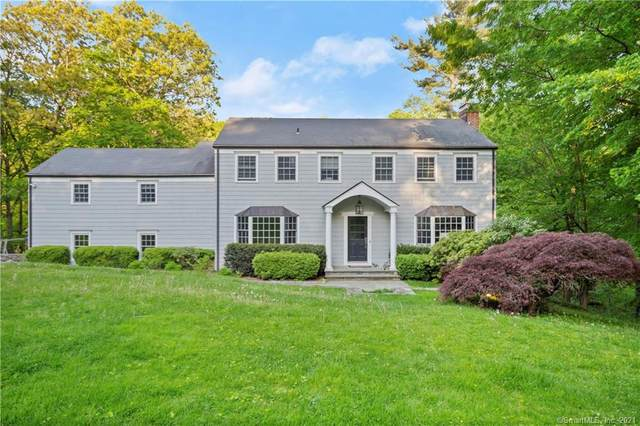 55 Burning Tree Road, Greenwich, CT 06830 (MLS #170400998) :: The Higgins Group - The CT Home Finder