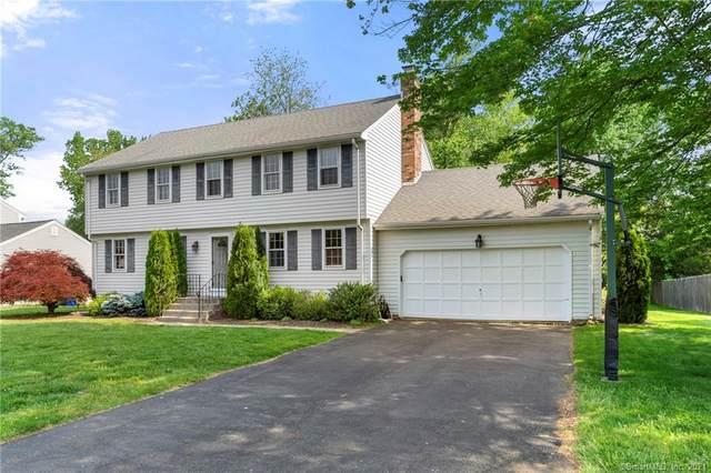 249 Hang Dog Lane, Wethersfield, CT 06109 (MLS #170401011) :: Spectrum Real Estate Consultants