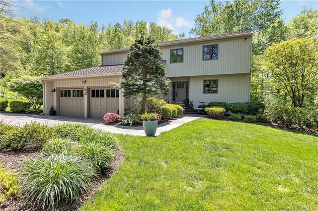 193 Newtown Turnpike, Weston, CT 06883 (MLS #170401025) :: Kendall Group Real Estate | Keller Williams
