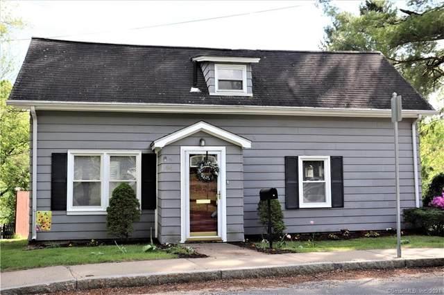 16 Center Street, Stafford, CT 06076 (MLS #170401096) :: Tim Dent Real Estate Group