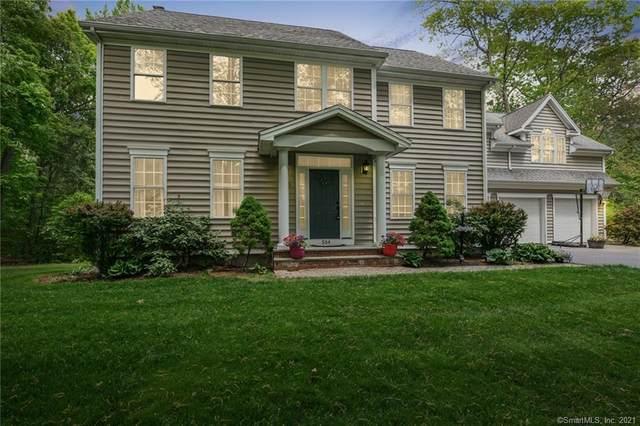 554 Plainville Avenue, Farmington, CT 06085 (MLS #170401109) :: Tim Dent Real Estate Group