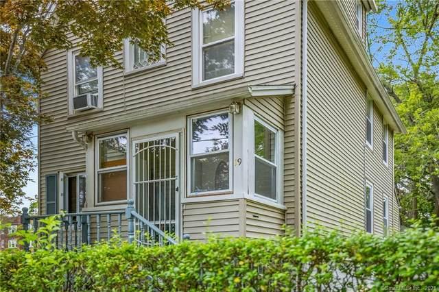 19 James Street, Hartford, CT 06106 (MLS #170401191) :: The Higgins Group - The CT Home Finder
