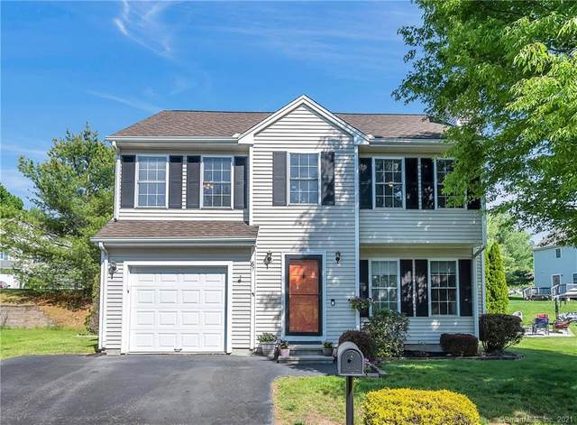 61 Lucy Circle #61, Wallingford, CT 06492 (MLS #170401202) :: Kendall Group Real Estate | Keller Williams