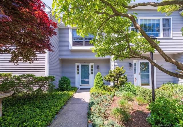 120 Prospect Street #51, Ridgefield, CT 06877 (MLS #170401214) :: GEN Next Real Estate