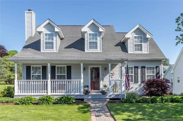 7 Bridle Trail #7, Trumbull, CT 06611 (MLS #170401249) :: Next Level Group