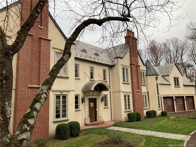 585 Round Hill Road, Greenwich, CT 06831 (MLS #170401310) :: GEN Next Real Estate