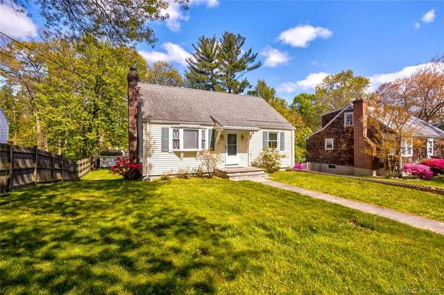 243 Strawberry Hill Avenue, Norwalk, CT 06851 (MLS #170401375) :: Spectrum Real Estate Consultants