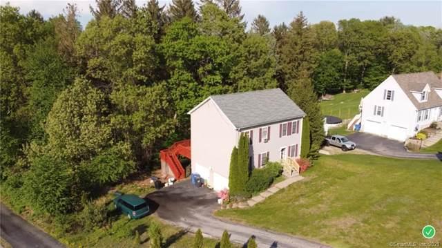 23 Desjardins Drive, Montville, CT 06382 (MLS #170401391) :: Tim Dent Real Estate Group