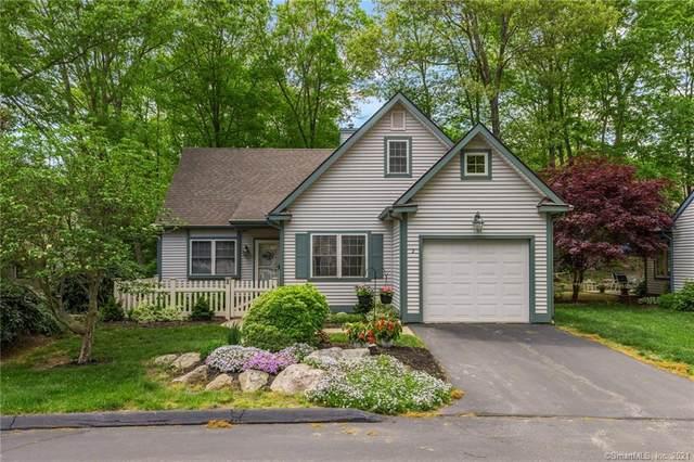 2 Peach Tree Lane #2, East Lyme, CT 06357 (MLS #170401457) :: Michael & Associates Premium Properties | MAPP TEAM