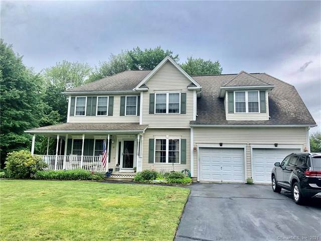 15 Dara Lane, Suffield, CT 06078 (MLS #170401486) :: NRG Real Estate Services, Inc.