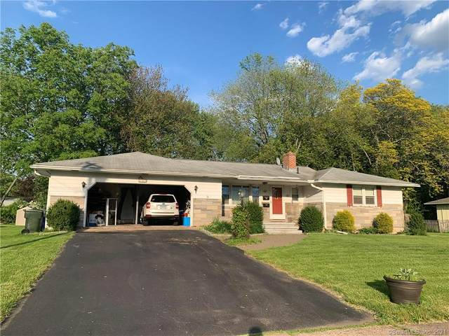 42 Sawka Drive, East Hartford, CT 06118 (MLS #170401492) :: Hergenrother Realty Group Connecticut