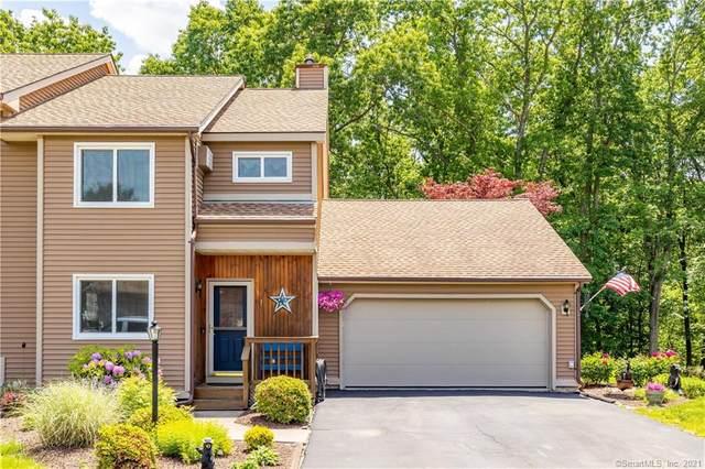 74 Wilson Lane #1, Vernon, CT 06066 (MLS #170401584) :: Spectrum Real Estate Consultants