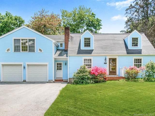 43 Davenport Drive, Stamford, CT 06902 (MLS #170401679) :: GEN Next Real Estate