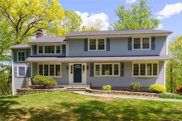 31 Mimosa Court, Ridgefield, CT 06877 (MLS #170401873) :: GEN Next Real Estate