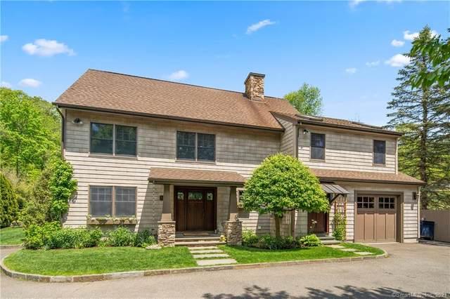 107 Parade Hill Road, New Canaan, CT 06840 (MLS #170401892) :: GEN Next Real Estate